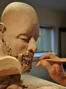 Sculpting from life