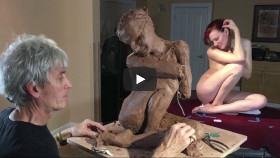 Click to view the Inspiration In Bronze video by David Varnau
